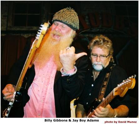 Gibbons Billy Jay Boy Adams